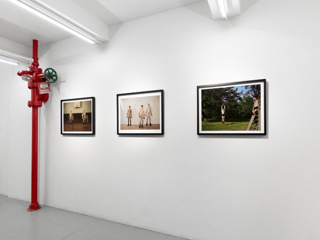 Luke Smalley, Exercise at Home, Installation Image VII