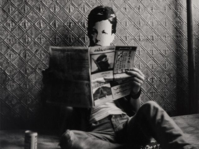 David Wojnarowicz, Arthur Rimbaud in New York