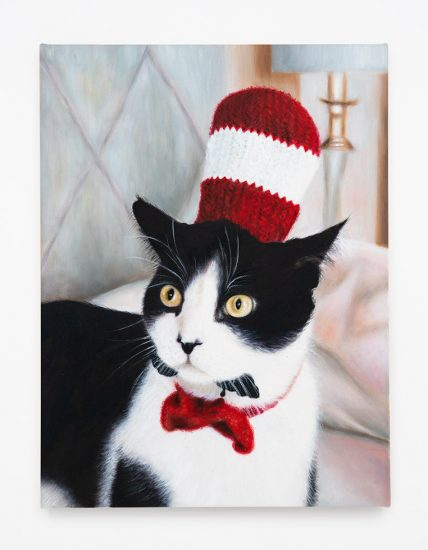 Daniel Handal, Cat in the Hat Kitty (Tuxedo)