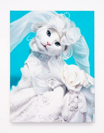 Daniel Handal, Bridal Kitty (Albino)