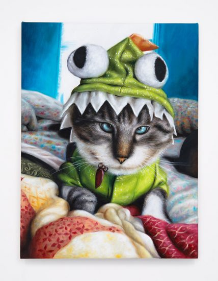 Daniel Handal, Frog Kitty (Blue Lynx Point)