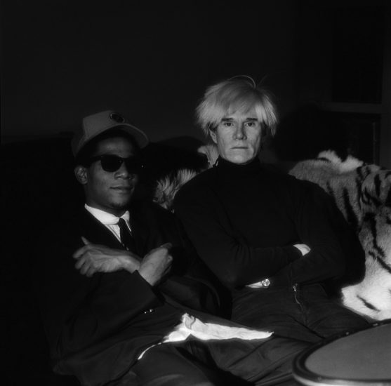 Jeanette Montgomery Barron, Warhol and Basquiat