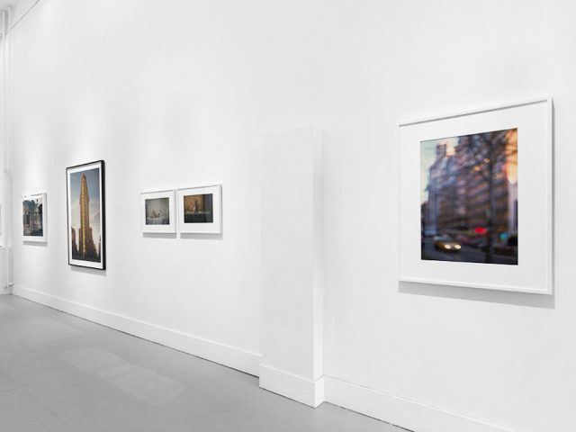 The City (And a Few Lonely People), Installation Image I