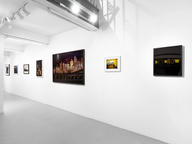 The City (And a Few Lonely People), Installation Image XI