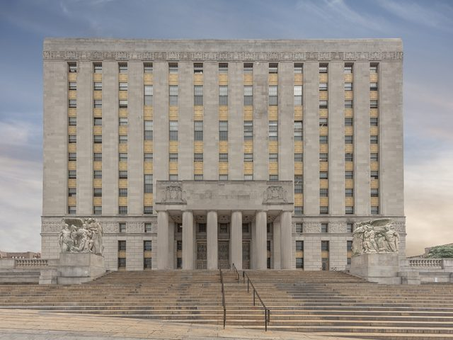 Marc Yankus, Bronx County Building