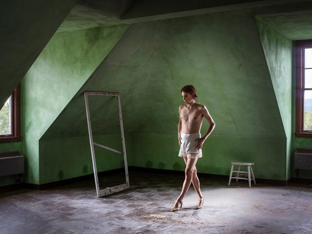 Lissa Rivera, Attic Dormitory (Walking)