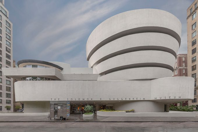 Marc Yankus, The Solomon R. Guggenheim Museum