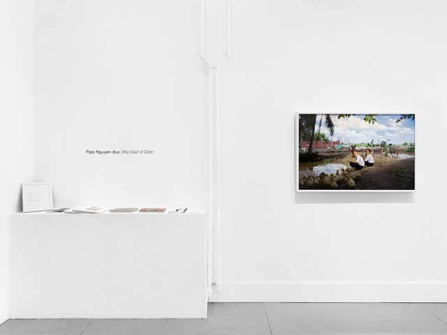 Pipo Nguyen-duy, (My) East of Eden, Installation Image I