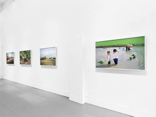 Pipo Nguyen-duy, (My) East of Eden, Installation Image III