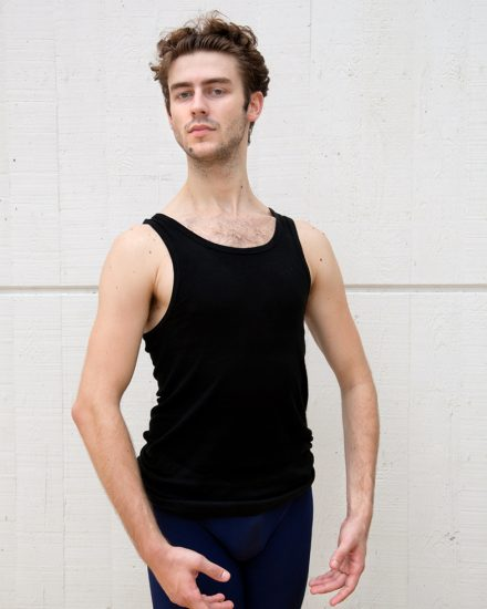 Amy Elkins, Benjamin, Age 21, Corps Dancer at Royal Danish Ballet Company, Copenhagen, 2012
