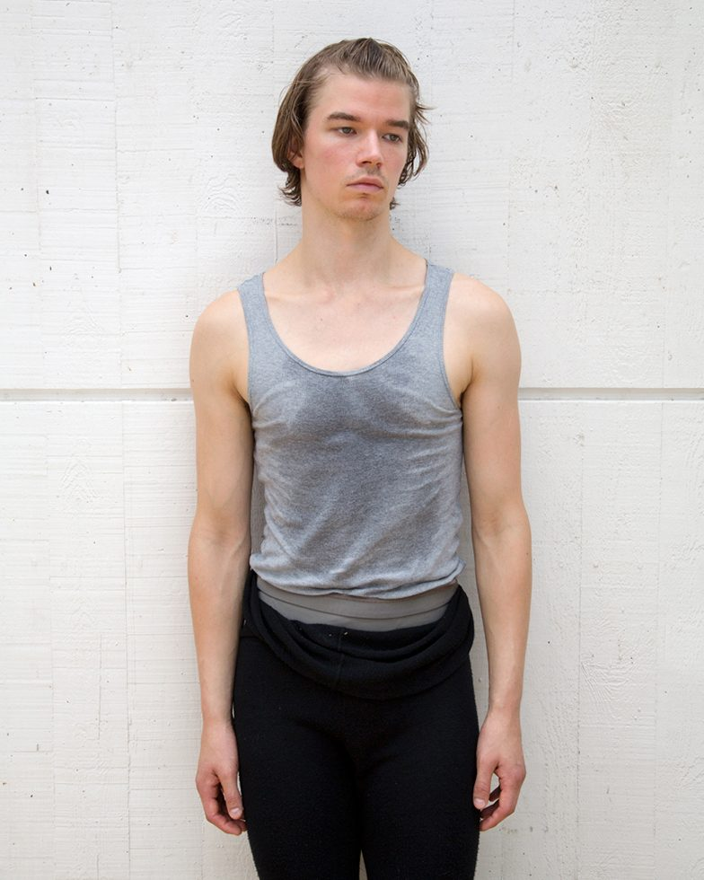 Gregory, Age 28, Soloist at Royal Danish Ballet Company, Copenhagen, 2012