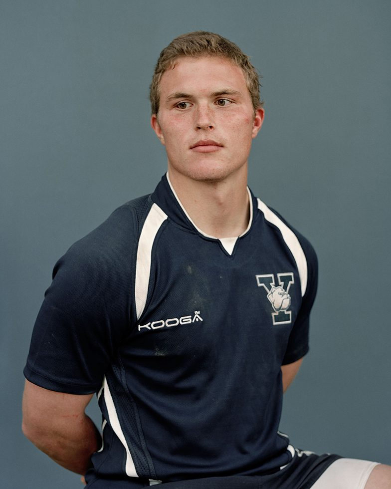 Ryan (Fullback, University Team Captain), New Haven, CT, 2010 [Yale University]