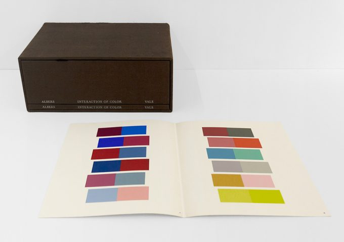 Josef Albers, Interaction of Color