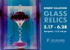 """Robert Calafiore: Glass Relics"" solo show at Foto Relevance"