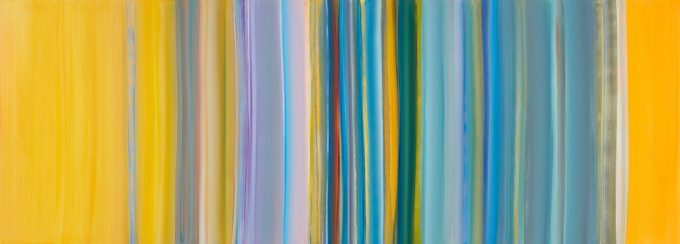 Willy Bo Richardson, Flow 3, Triptych