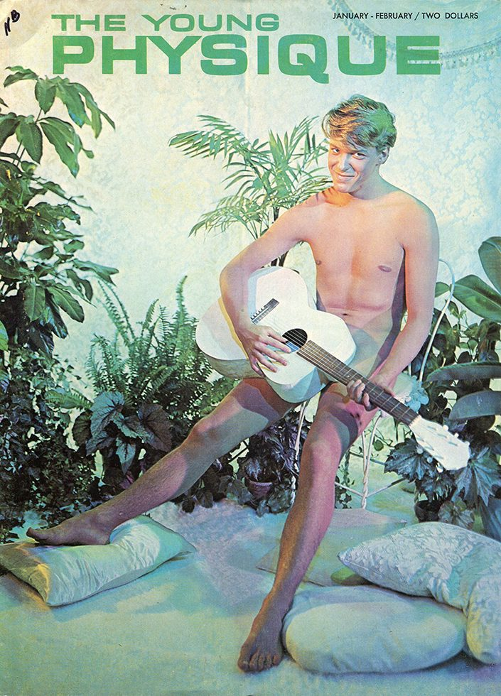 """James Bidgood, """"The Young Physique (January-February, 1966)"""""""