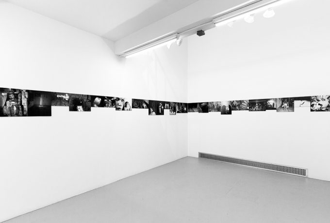 """Victor Cobo, """"Remember When You Loved Me?"""" Installation Image III"""