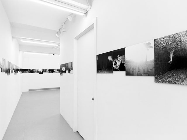 """Victor Cobo, """"Remember When You Loved Me?"""" Installation Image VI"""