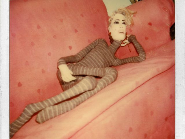 Greer Lankton, Untitled (Edie Sedgwick)