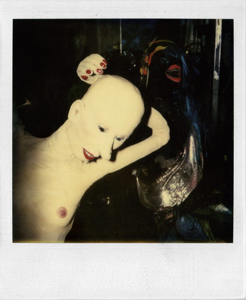 Untitled (Doll with Hand Behind Head)
