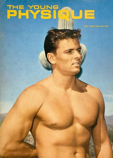 James Bidgood, The Young Physique, May-June 1964