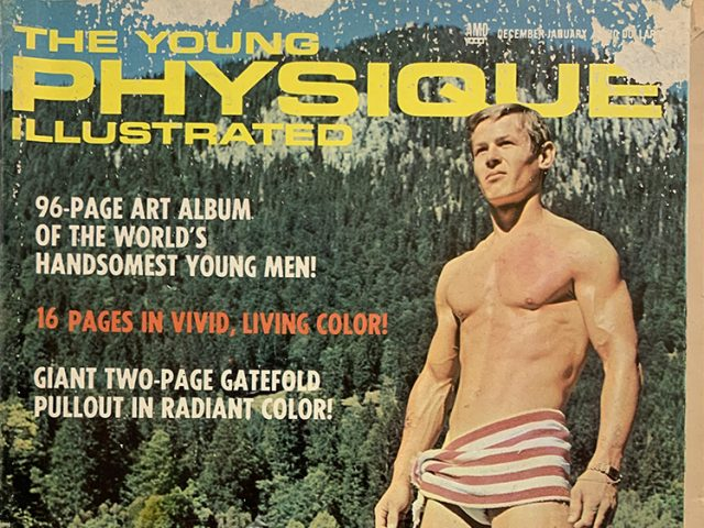 James Bidgood, The Young Physique, December-January 1967