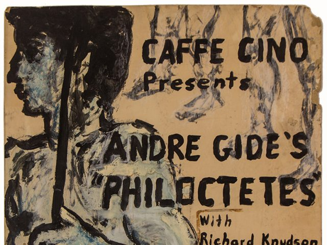 Kenny Burgess, Andre Gide's Philoctetes