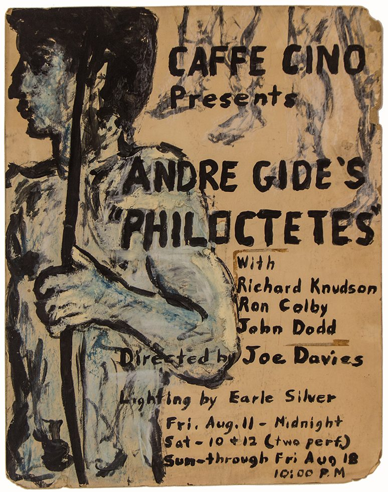 Andre Gide's Philoctetes