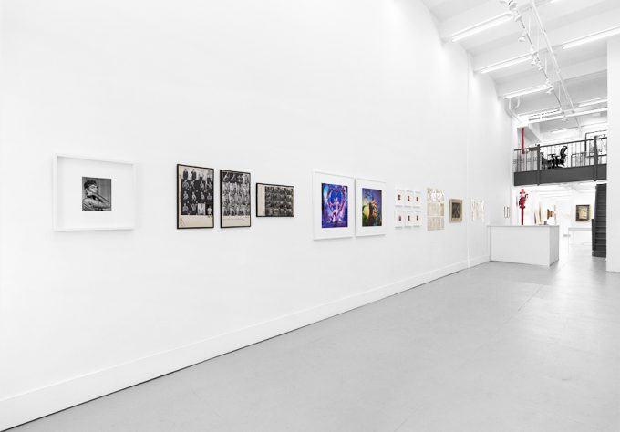 Sex Crimes, Installation Image I