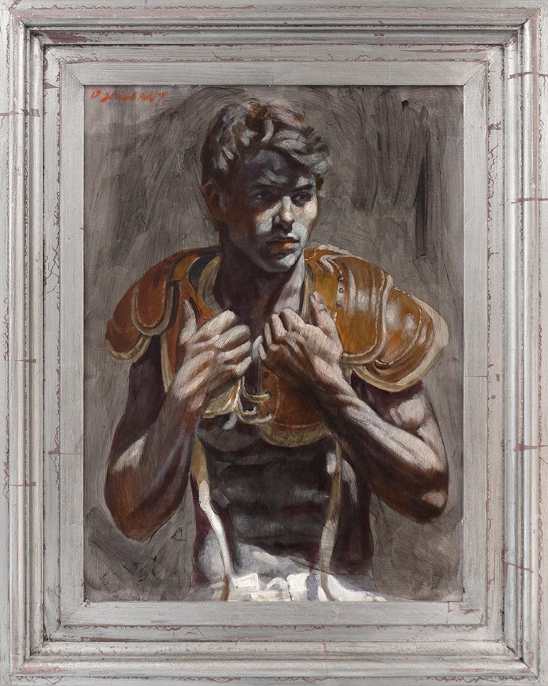 [Bruce Sargeant (1898-1938)] Football Player
