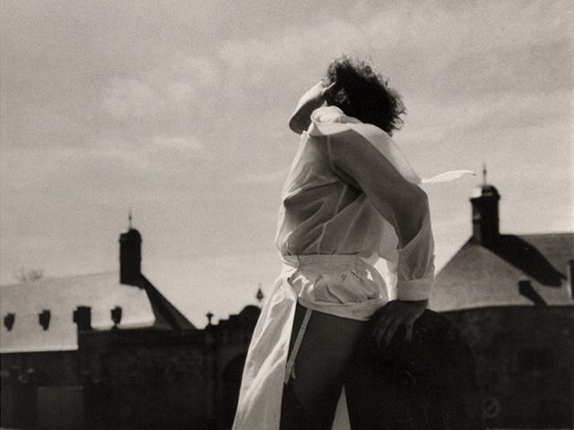 Horst P. Horst, Untitled (Woman in a White Blouse)