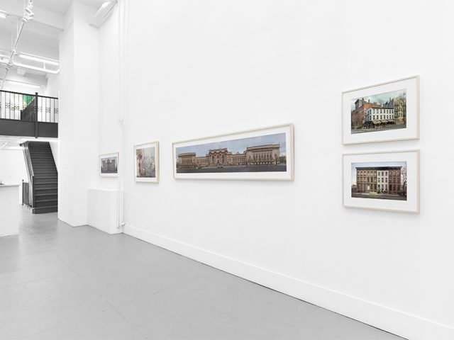 Marc Yankus, New York Unseen, Installation Image III