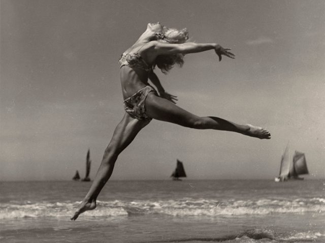 Fernand Fonssagrives, Lisa dance a la Franchiere