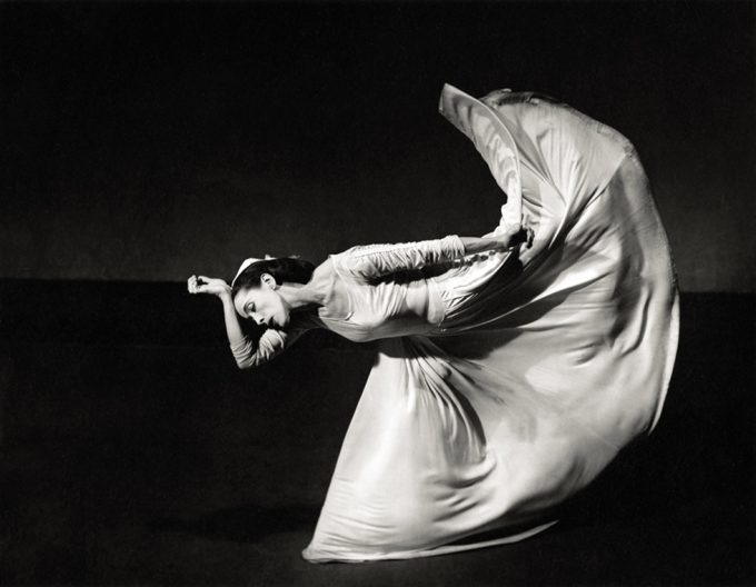 "Barbara Morgan, Martha Graham, ""Letter to the World"" (Kick)"