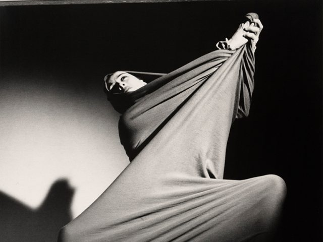 Barbara Morgan, Martha Graham (Lamentation)