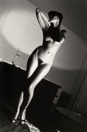 Helmut Newton, Jenny in My Apartment