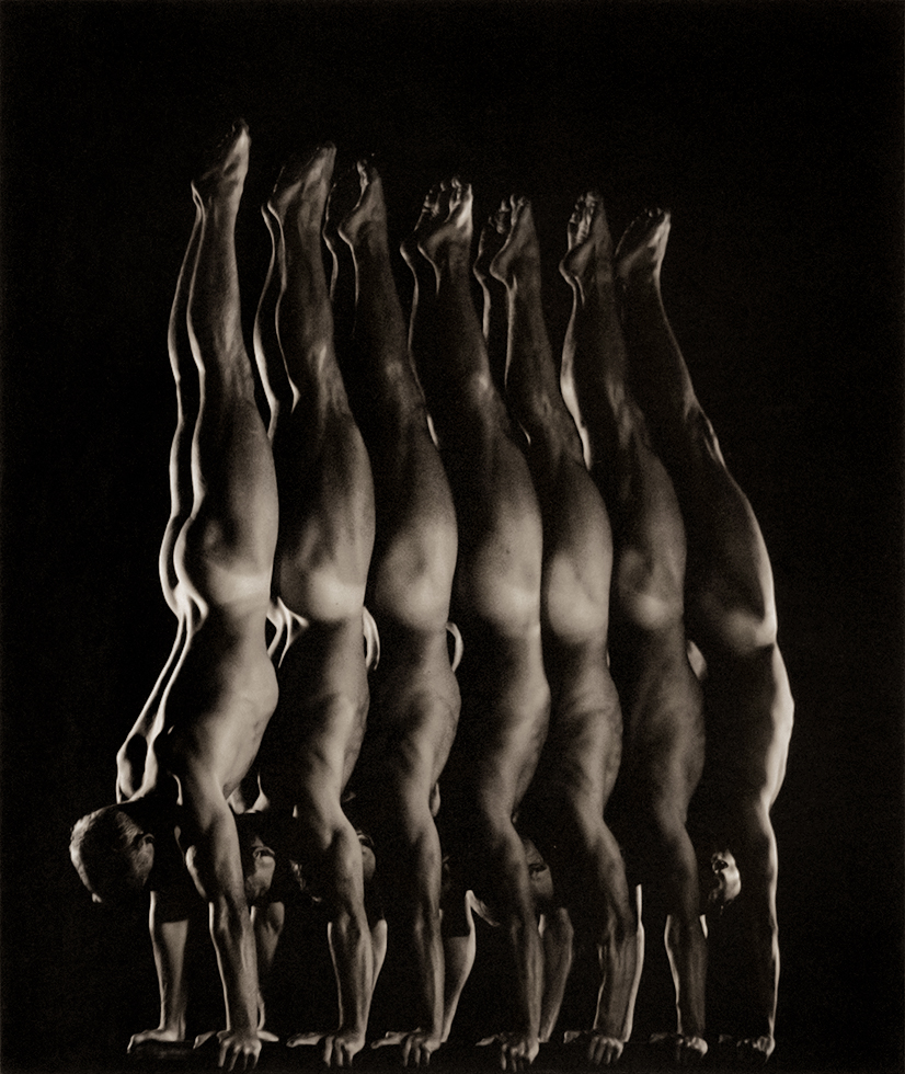 "Anderson & Low, ""Danish National Gymnastic Team (Untitled #1)"""