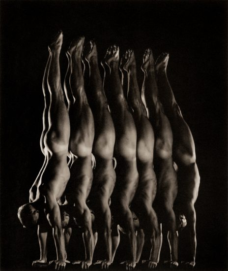Anderson & Low, Danish National Gymnastic Team (Untitled #1)