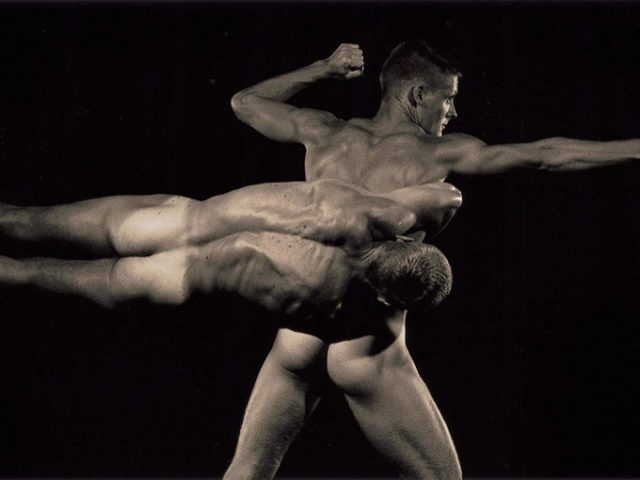 Anderson & Low, Danish National Gymnastic Team (Untitled #2)
