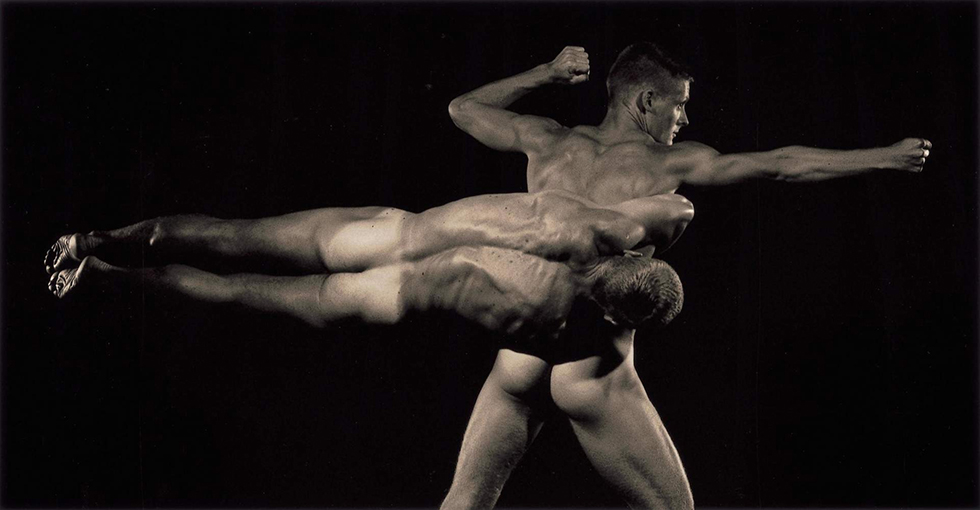 """Anderson & Low, """"Danish National Gymnastic Team (Untitled #2)"""""""