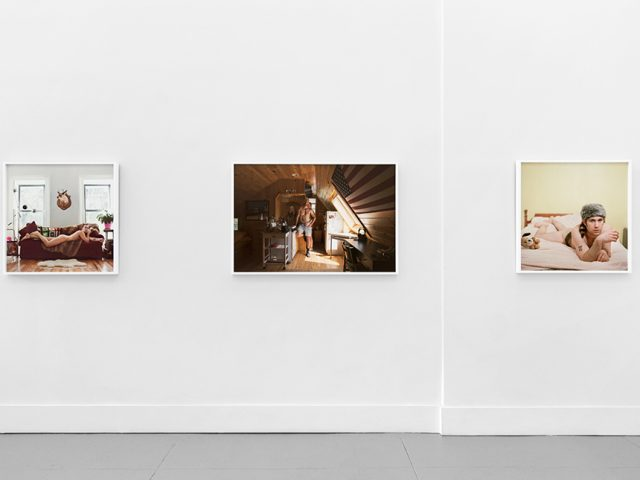 John Arsenault, American Queen, American Dream, Installation Image VI