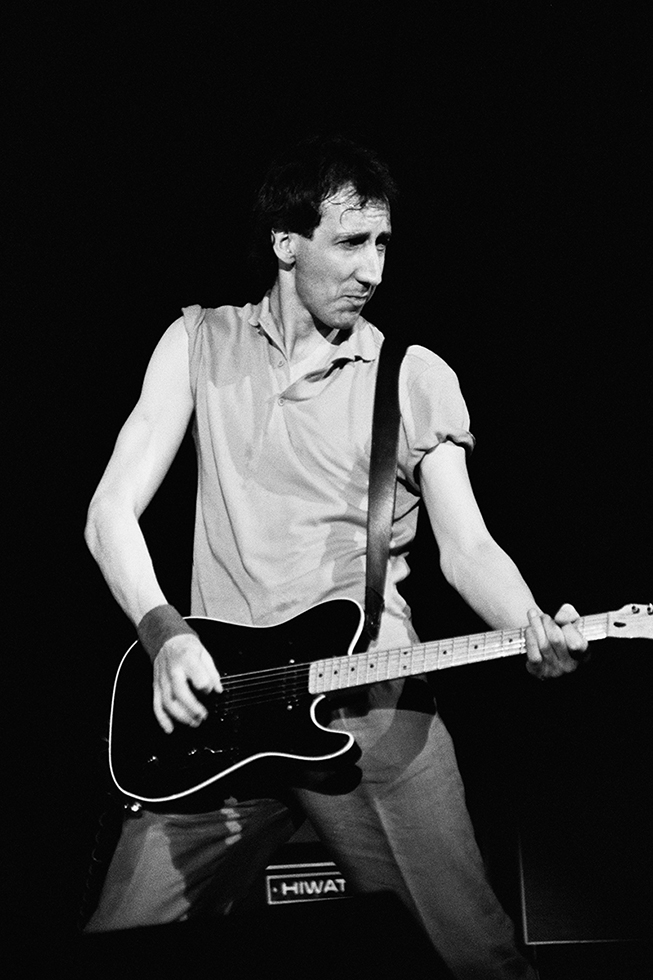 The Who (Pete Townshend)