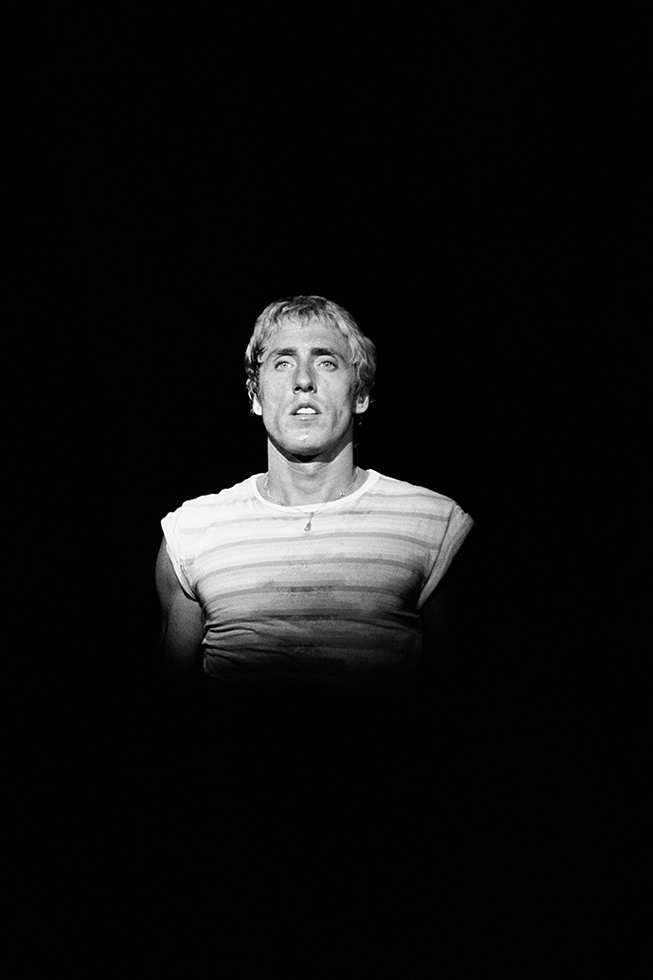 The Who (Roger Daltrey)