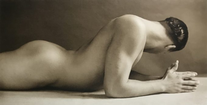 David Halliday, Male Nude (Mantis)