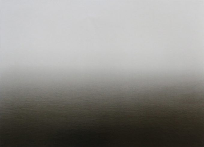Hiroshi Sugimoto, Time Exposed: #351, English Channel, Fecamp