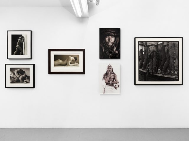 Photographs from the Collection of Steven Gelston, Installation Image VI