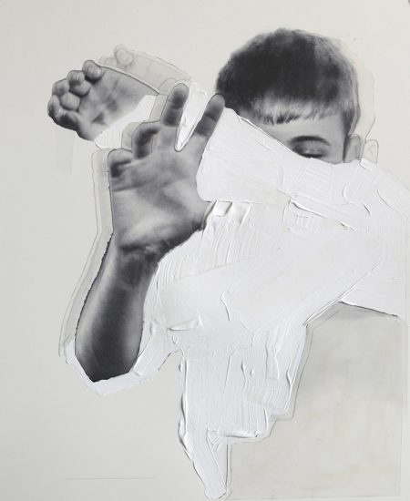 Anthony Goicolea, Anonymous Self Portrait Collage 5