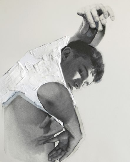 Anthony Goicolea, Anonymous Self Portrait Collage 8
