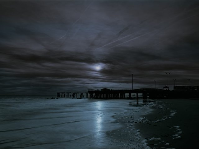 Michael Massaia, Broken Pier & Sunset