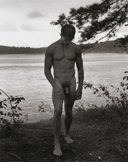Bruce Weber, Paul Wadina, Pete's Rock Campground, Adirondack Park